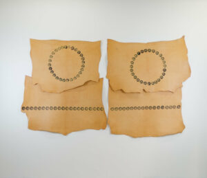 cesare-griffa-works-marked-leathers-wall