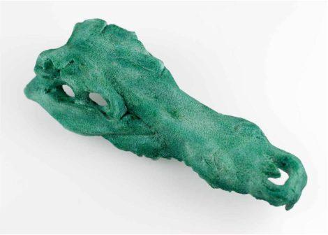 cesare-griffa-works-algalized-crocodile